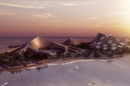 Bjarke Ingels Group (I)