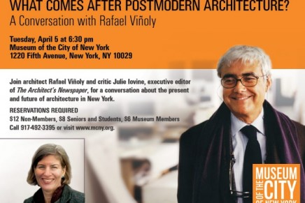 Architecture after postmodernism