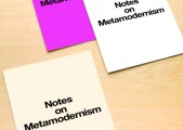 Notes on metamodernism is one year old!