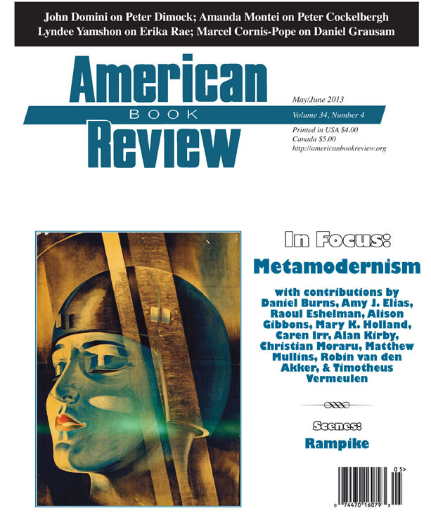 American Book Review dedicates special issue to