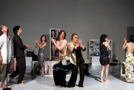 A Living Archive: The Performance Territory as Social Interstice